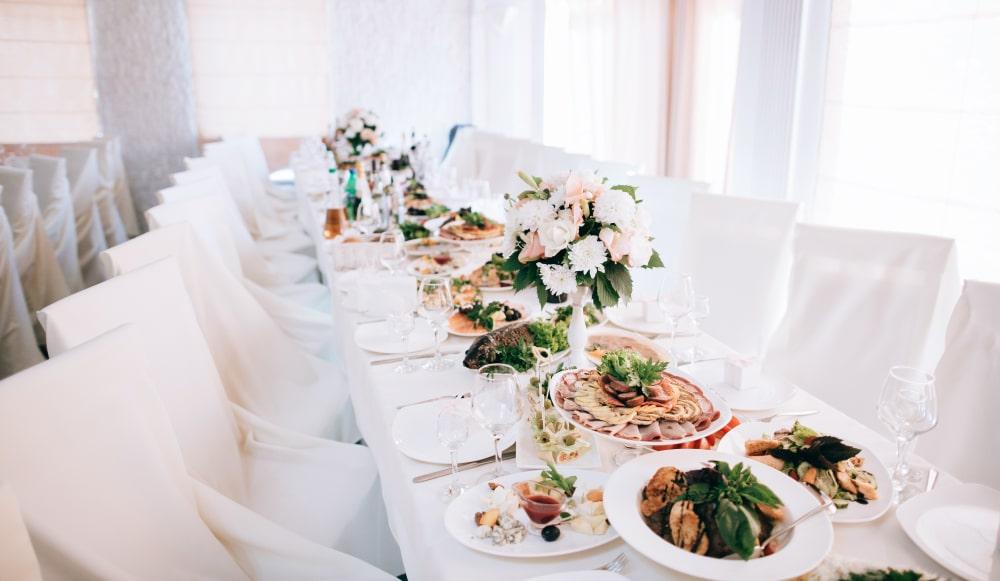 5 conseils pour élaborer son menu de mariage