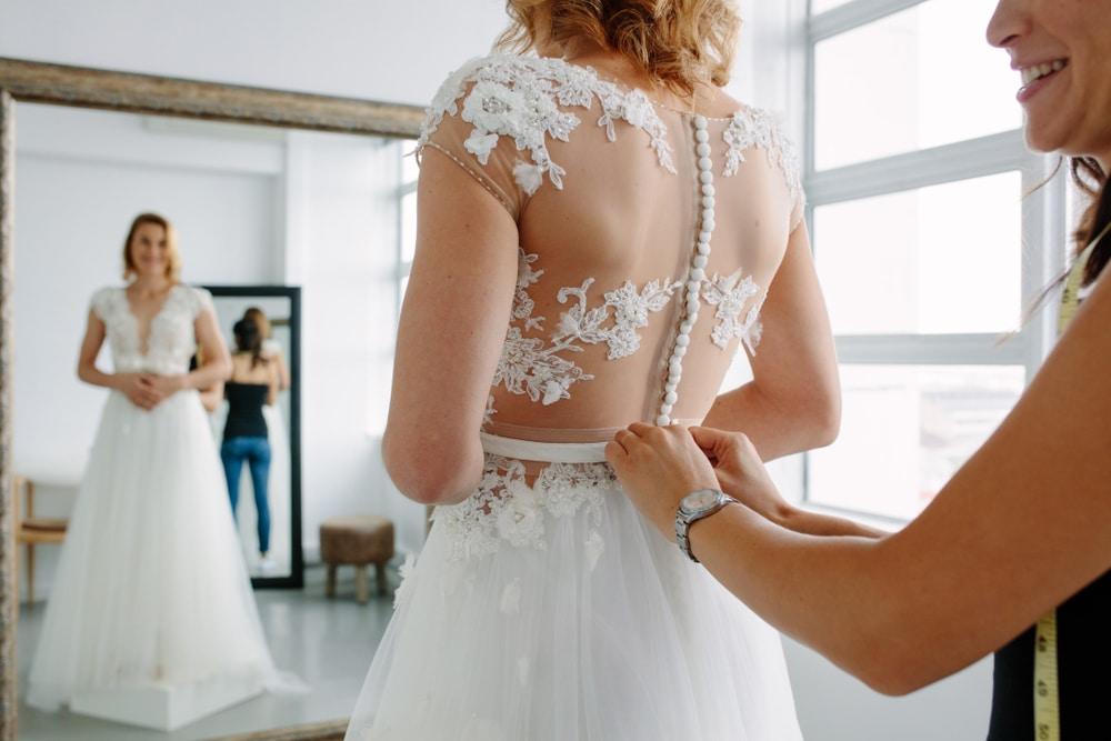 Mon avis sur la location de la robe de mariée