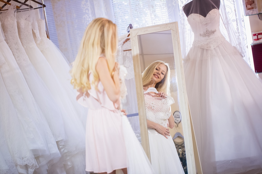 location robes de mariées
