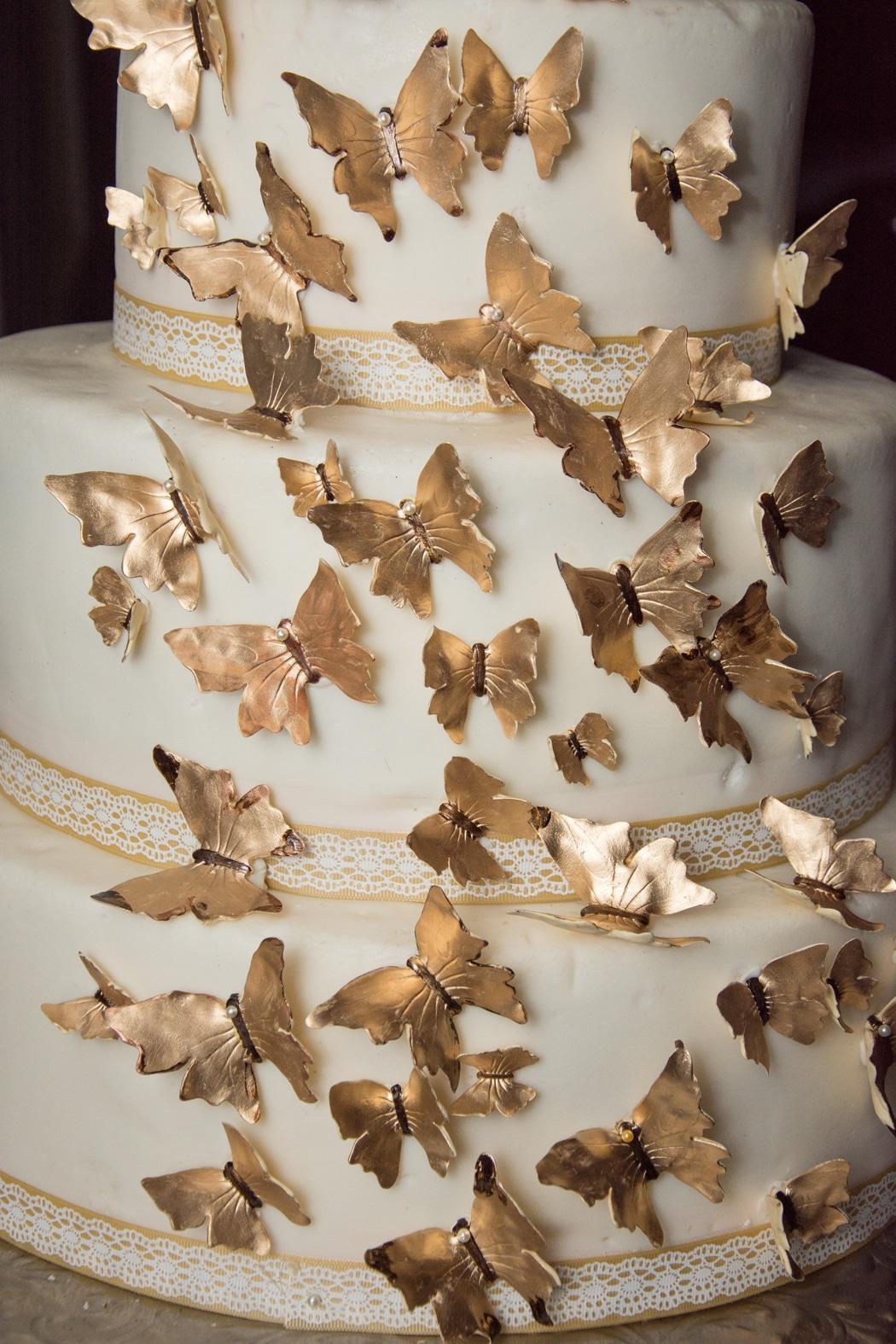 mariage papillon