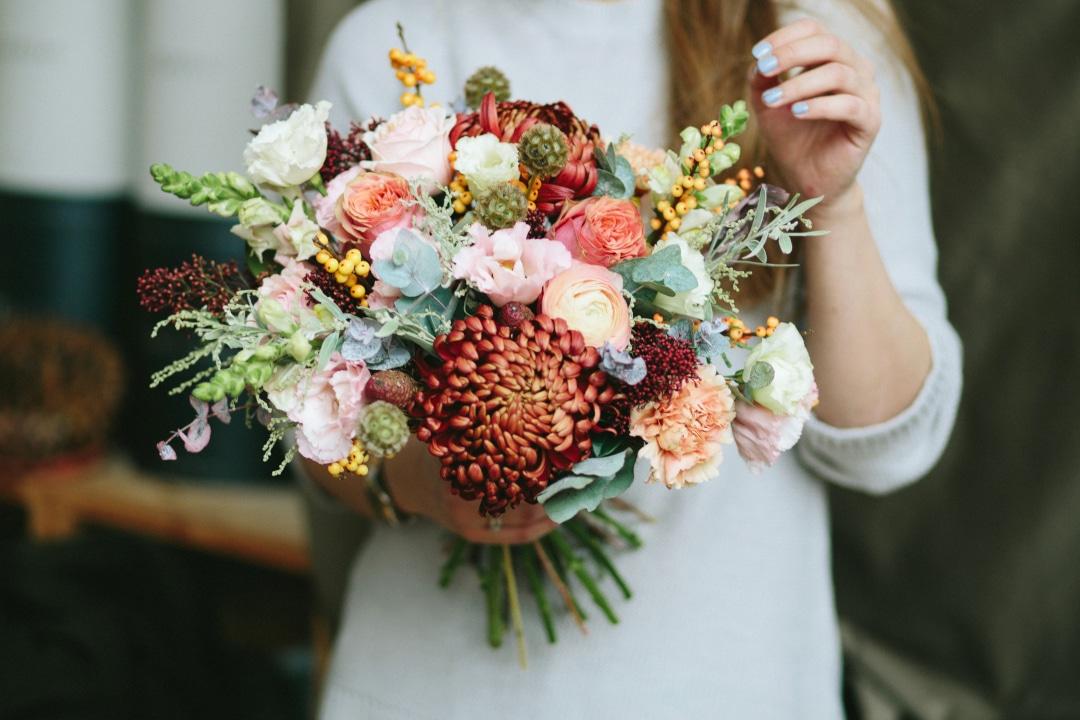 5 bouquets de mariée stylés et en vogue