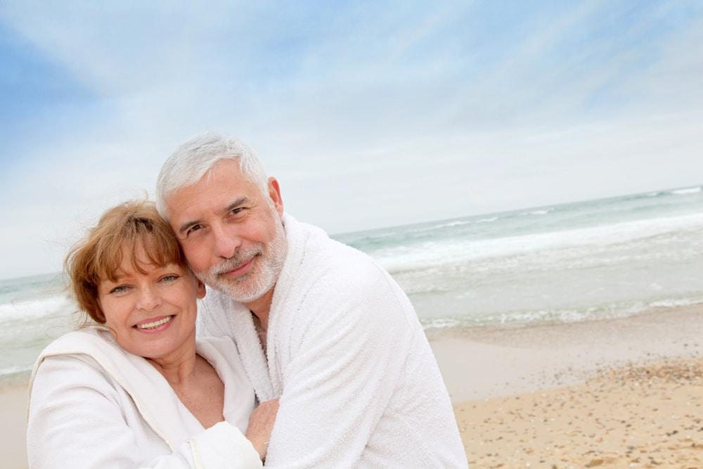 voyage 40 ans de mariage