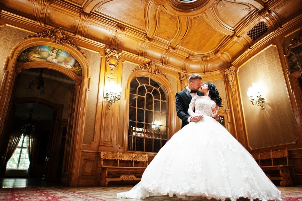 11 conseils pour organiser un mariage de princesse