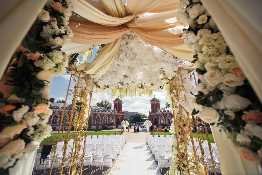 organiser un mariage de princesse