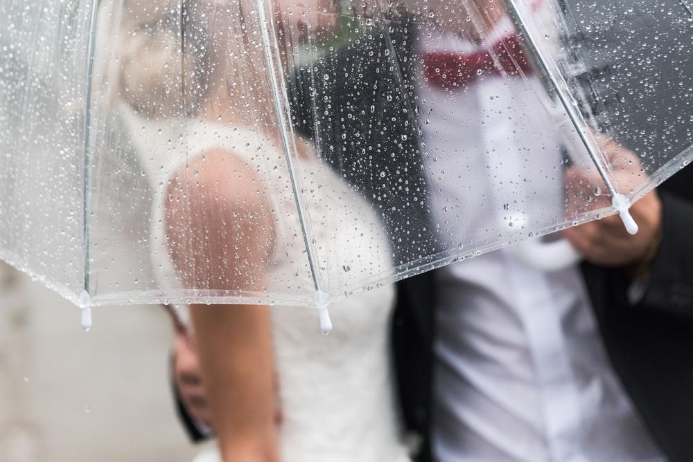 Mariage pluvieux que faire Idées et alternatives
