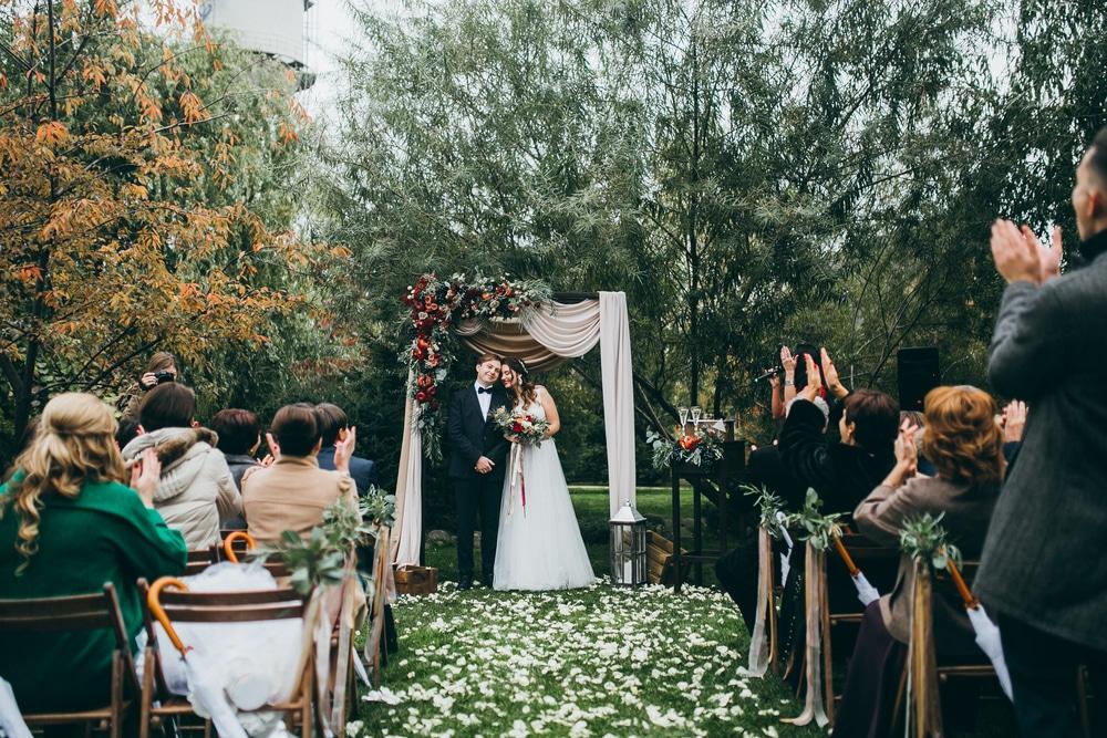 Quel type de texte pour une cérémonie laïque de mariage