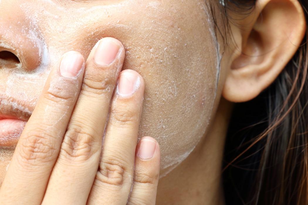 routine beauté peau avant mariage