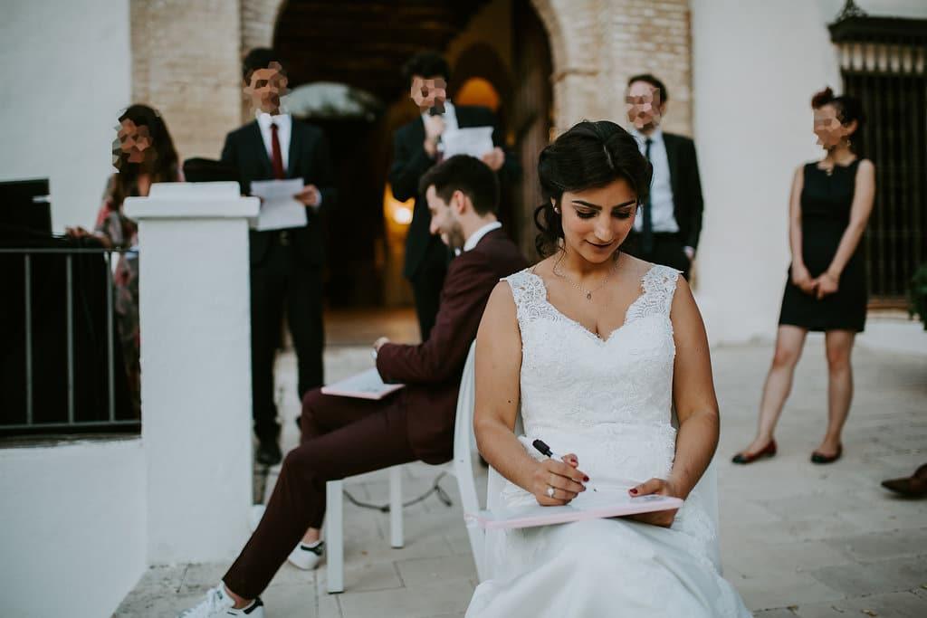 idées jeux mariage mariés