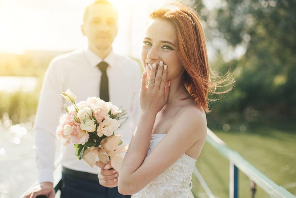 Comment organiser un mariage surprise